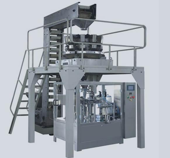 دستگاه پر کن توزینی ، بررسی ماشین آلات صنعتی در ویترین نت