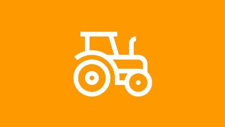 ماشین آلات و تجهیزات صنایع کشاورزی