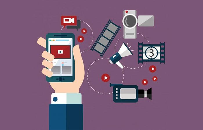 ویترین نت، ساخت و تولید ویدیو